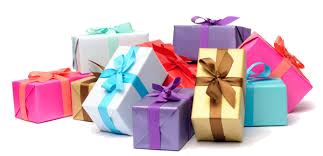 mais c'est pour qui les zolis cadeaux ?